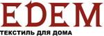 Интернет магазин Эдем-Текстиль