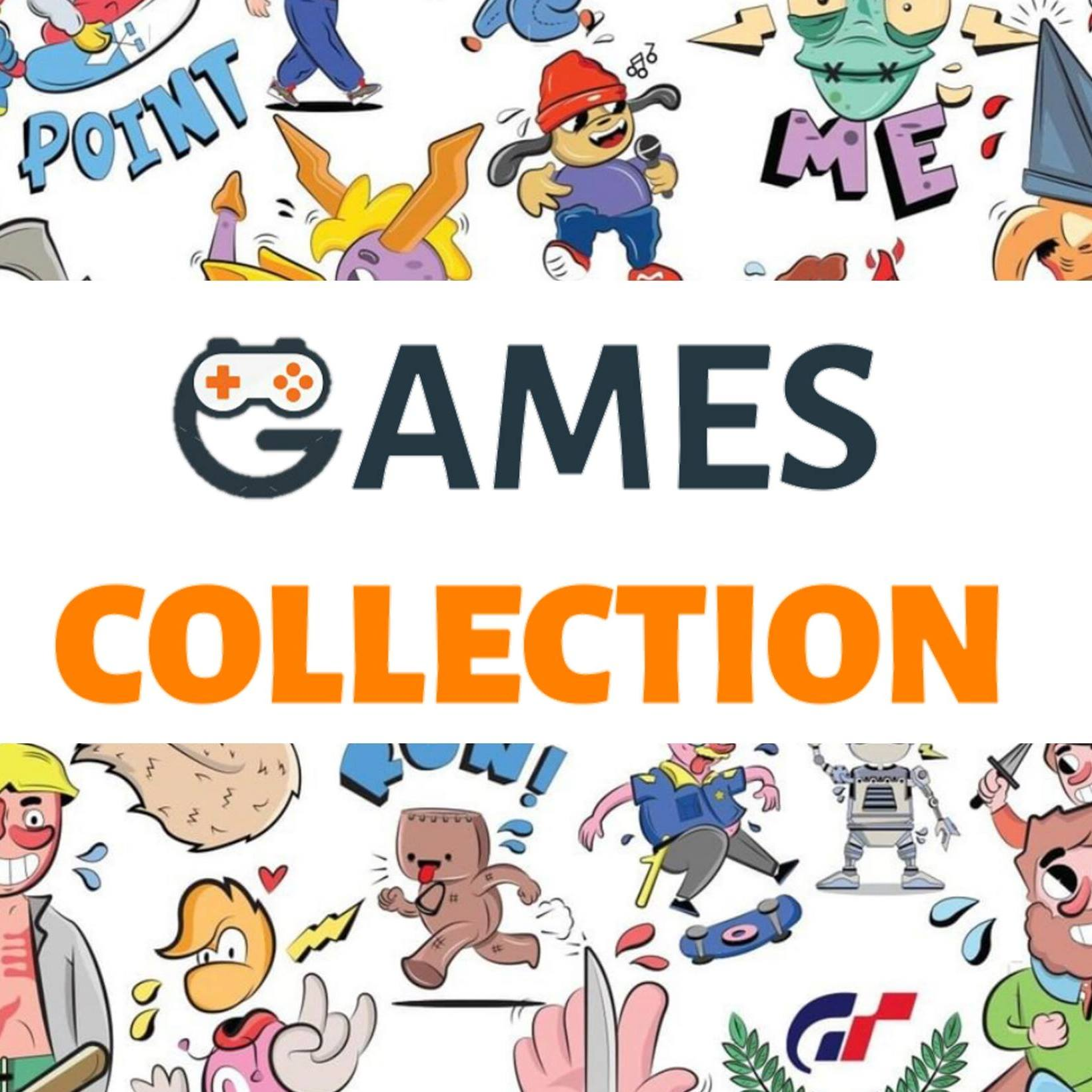 Интернет-магазин «Games Collection»
