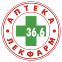 Интернет аптека Лекфарм 36.6