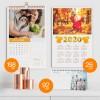 Календари на 2020 год с вашими фотографиями - заказываем на Wolf.ua