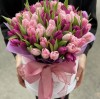 Букеты из тюльпанов: где заказать и как выбрать